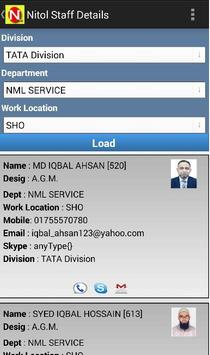 Nitol Yellow Page apk screenshot