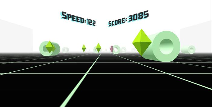 Rush VR for Cardboard apk screenshot