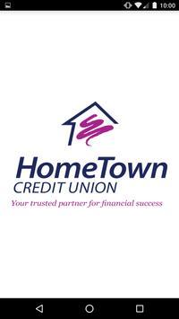 HomeTown CU poster
