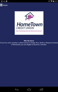 HomeTown CU screenshot 10