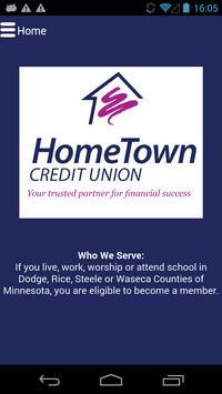 HomeTown CU screenshot 2