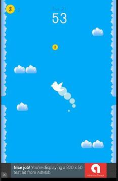 Tap to Fly apk screenshot