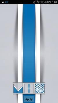 Rivalry Blue n Silver apk screenshot