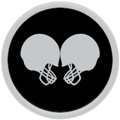 Rivalry Silver n Black icon