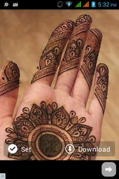 Latest Mehndi Designs 2017 apk screenshot