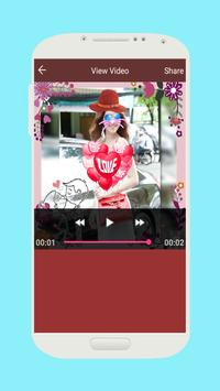 Photo Video Maker Pro screenshot 4