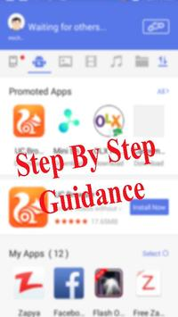 Guide For zapYa File Transfer apk screenshot