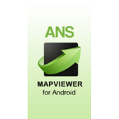 ANS MapViewer Android (SAF) icon