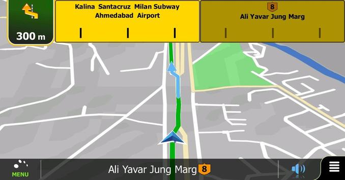 ANS MapViewer Android (SAF) screenshot 5