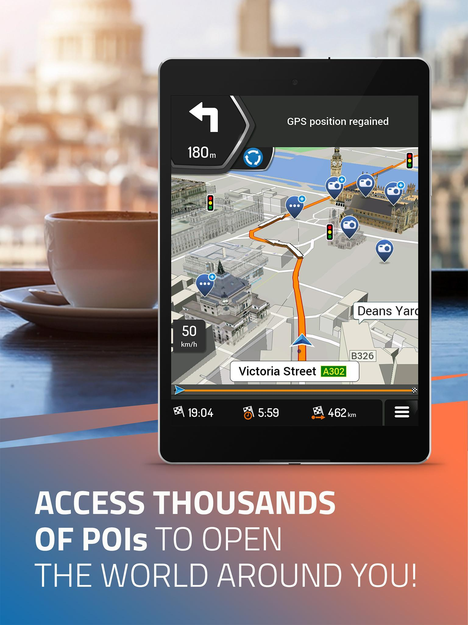 iGO Navigation for Android - APK Download