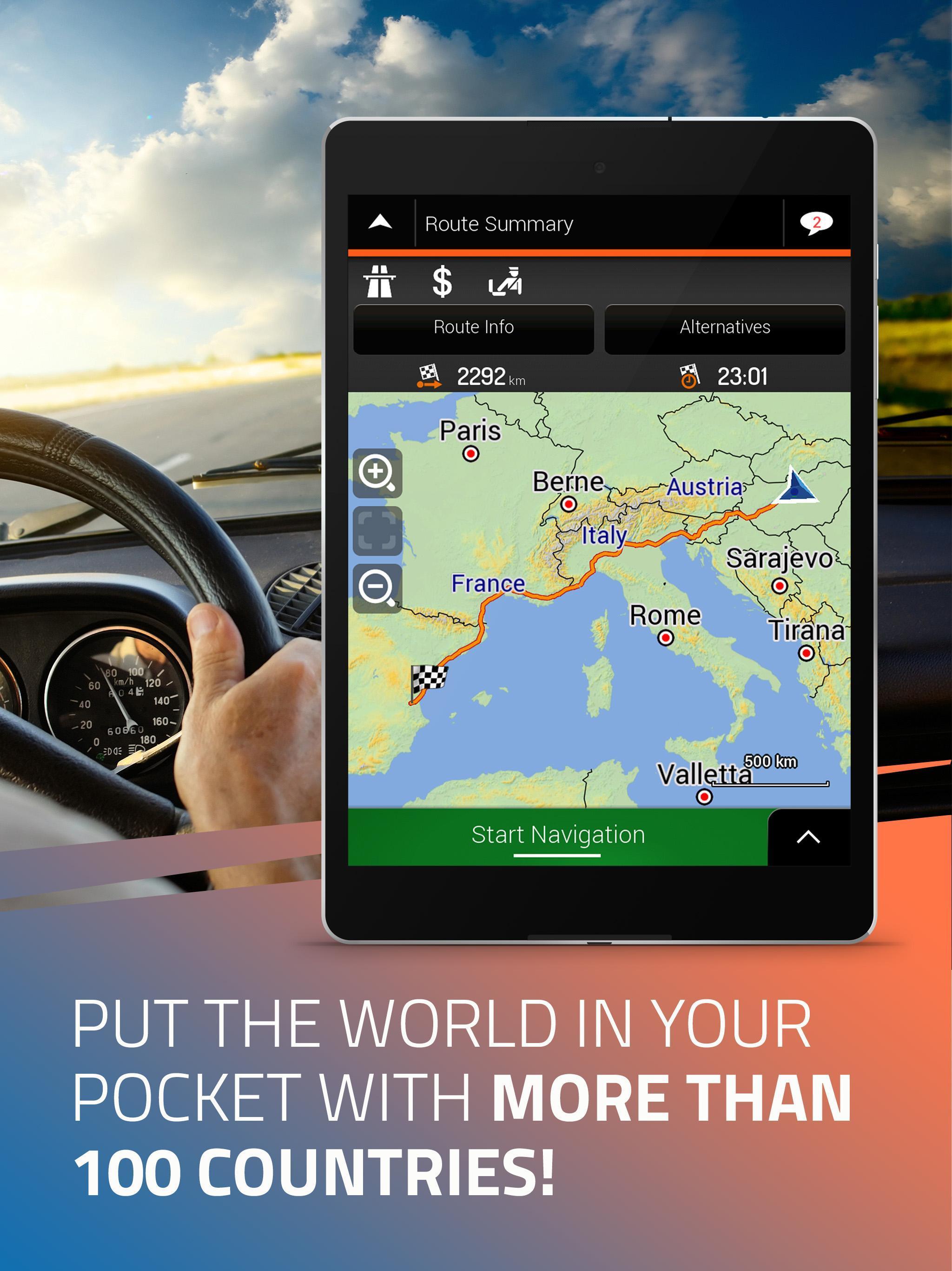 iGO Navigation for Android - APK Download