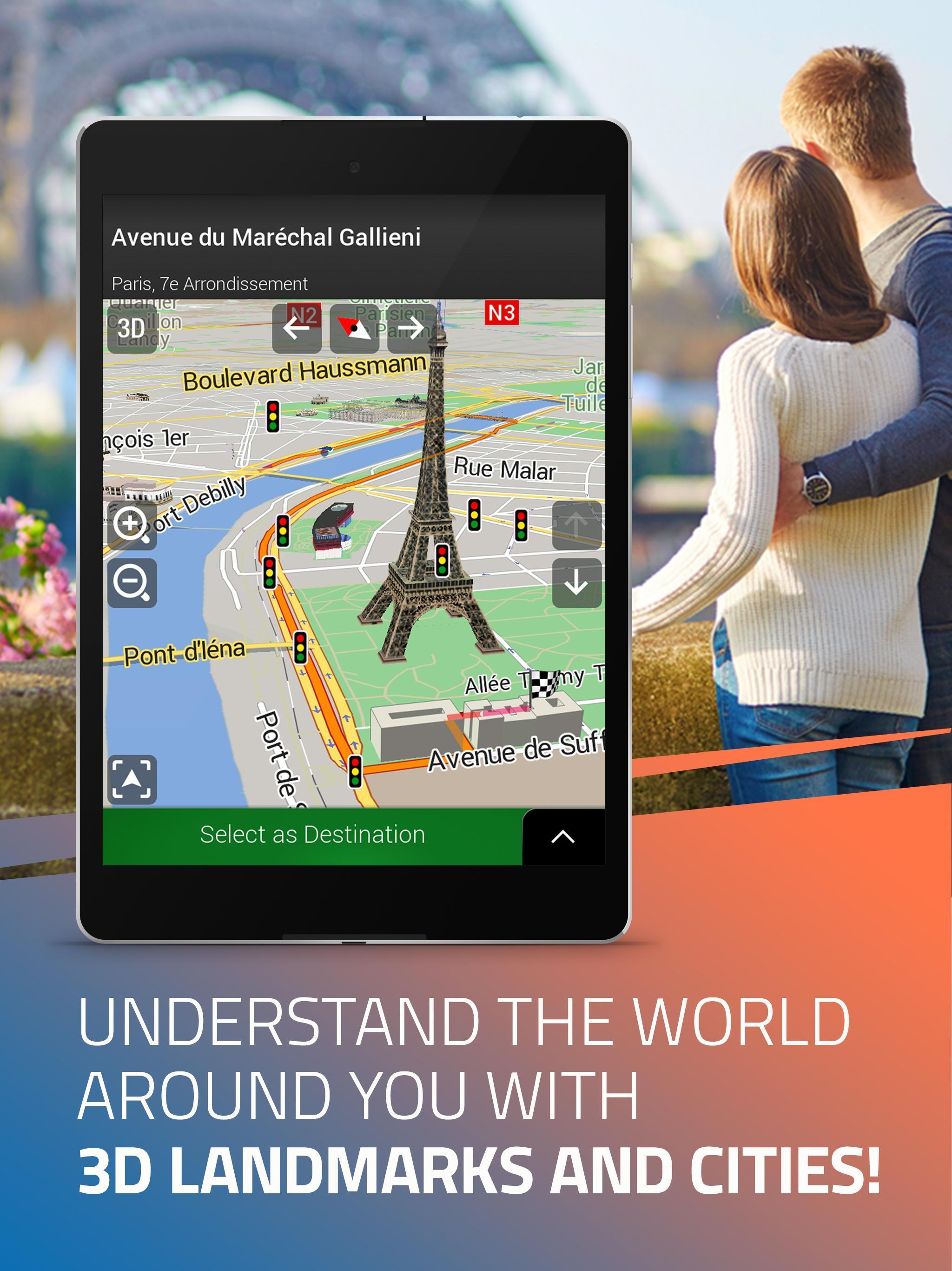 igo maps 2018 download android
