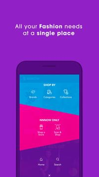 NNNOW - Fashion Shopping App poster