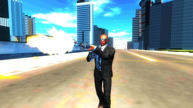 Agent John Brown apk screenshot