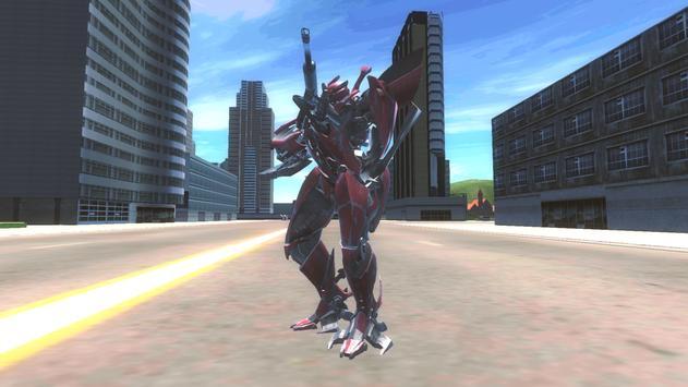 Monster Robot San Andreas poster