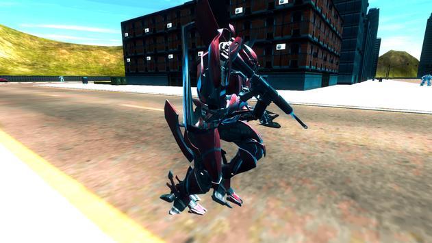 Monster Robot San Andreas apk screenshot
