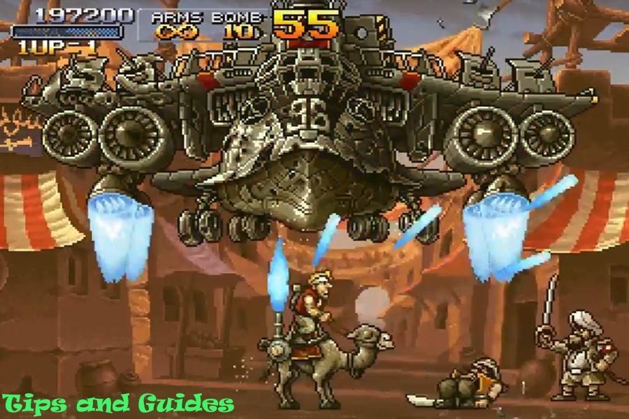 metal slug 2 online game free