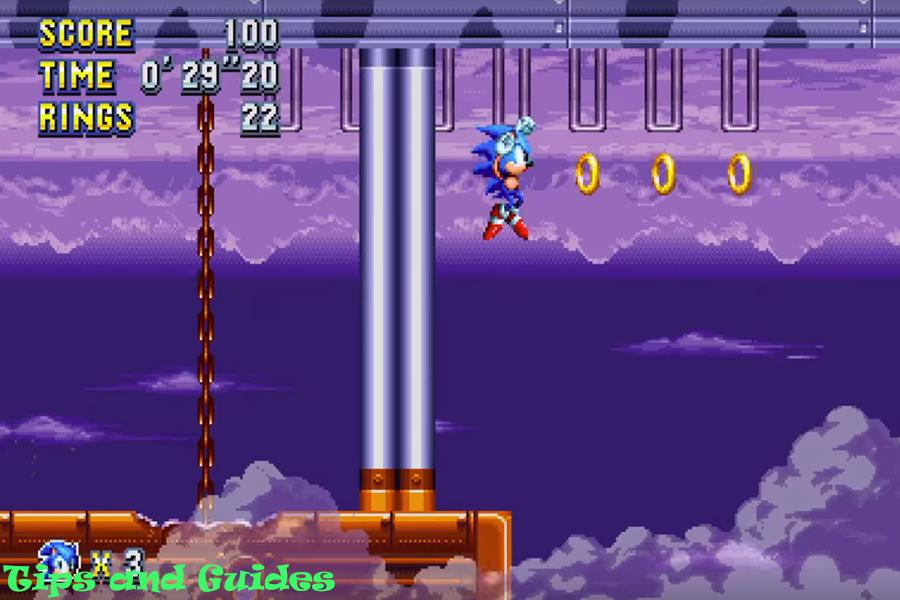 Tips Sonic Mania for Android - APK Download