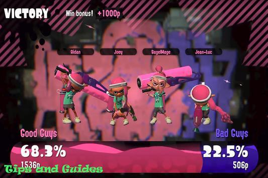 Tips Splatoon 2 screenshot 6