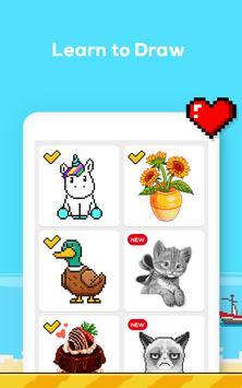 Número de jogo de colorir - No. Cor imagem de tela 8