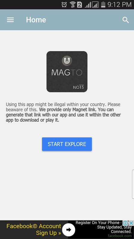 torrent engine app