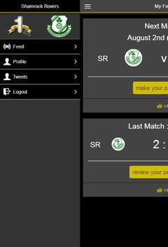No1Fan - Shamrock Rovers apk screenshot