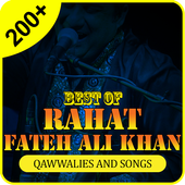 Best Rahat Fateh Ali Songs icon