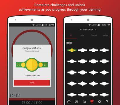 PrizeFighter Boxing Timer Free screenshot 5
