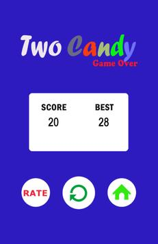 Two Candy apk screenshot