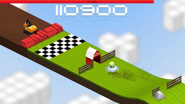 Cubed Rally World скриншот 4