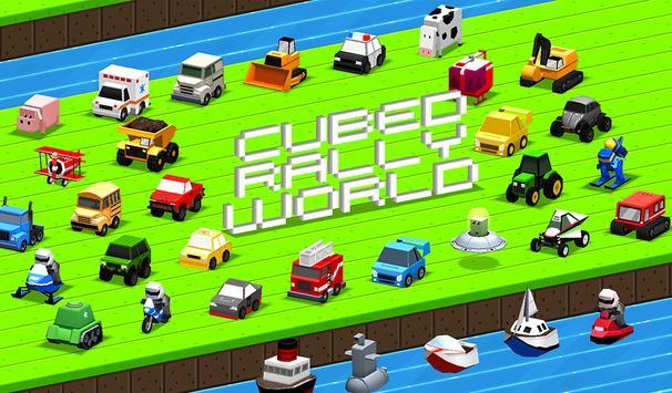 Cubed Rally World скриншот 10