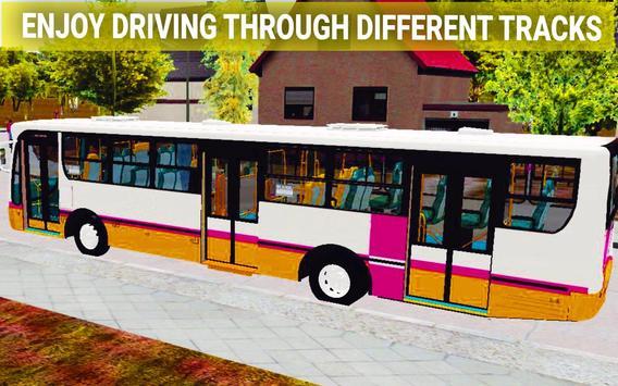 Tourist Offroad Coach Drive apk screenshot