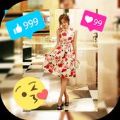 NoCrop BBMSquare icon
