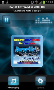 RADIO ACTIVA NEW YORK HD poster
