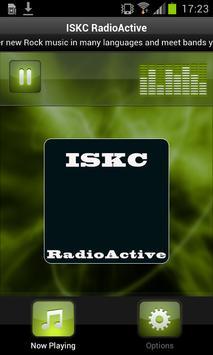 ISKC RadioActive poster