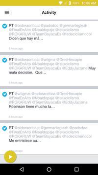 Tiempo de Ciclismo screenshot 1