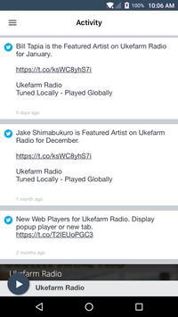Ukefarm Radio apk screenshot