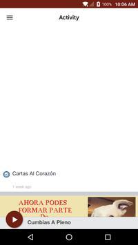 Cumbias A Pleno apk screenshot