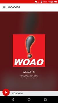 WOAO FM screenshot 1