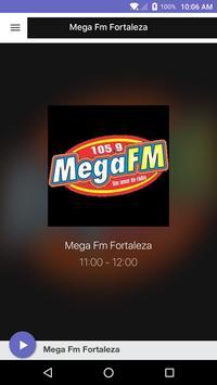 Mega Fm Fortaleza poster