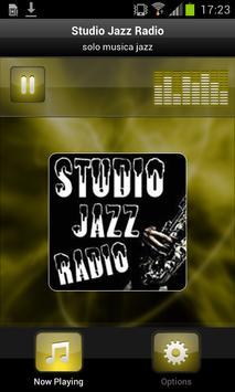 Studio Jazz Radio poster