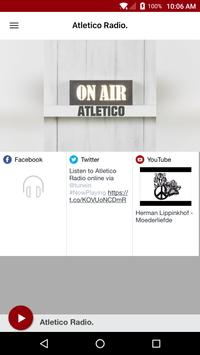 Atletico Radio. poster