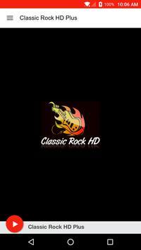 Classic Rock HD Plus poster