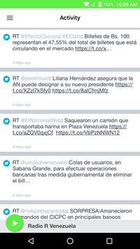 Radio R Venezuela apk screenshot