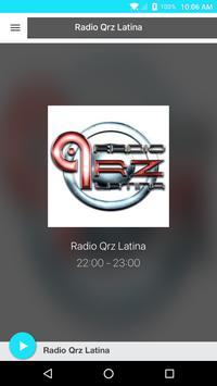 Radio Qrz Latina poster