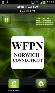 WFPN Norwich CT poster