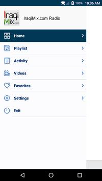 IraqiMix.com Radio screenshot 1