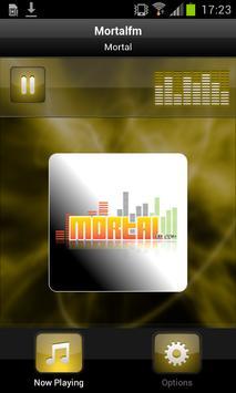 Mortalfm poster