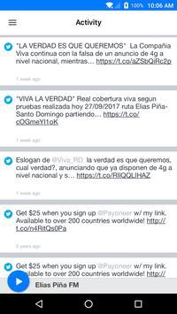 Elias Piña FM screenshot 1