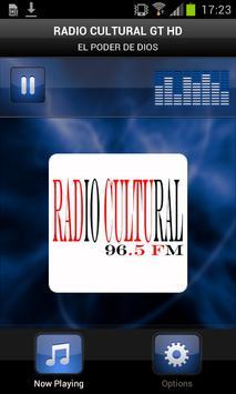 RADIO CULTURAL GT HD poster